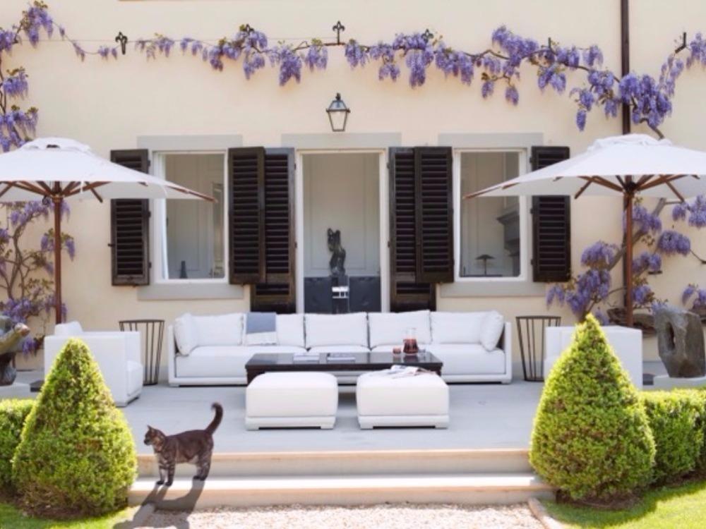 Villa al Belvedere area relax - area relax