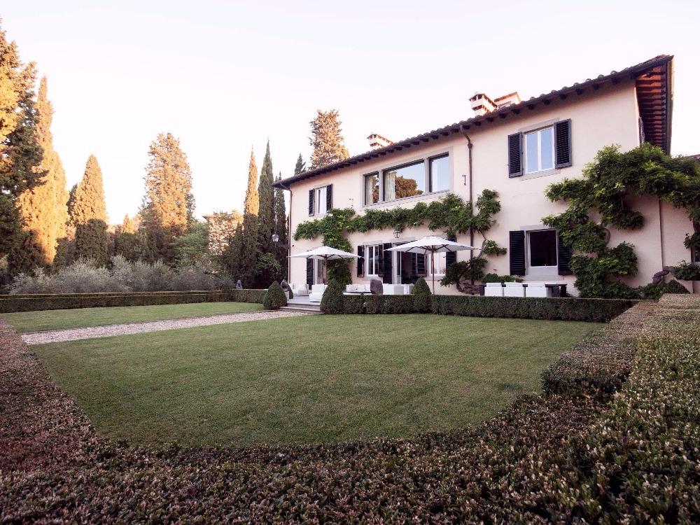 Villa Belvedere giardino  - Villa Belvedere giardino