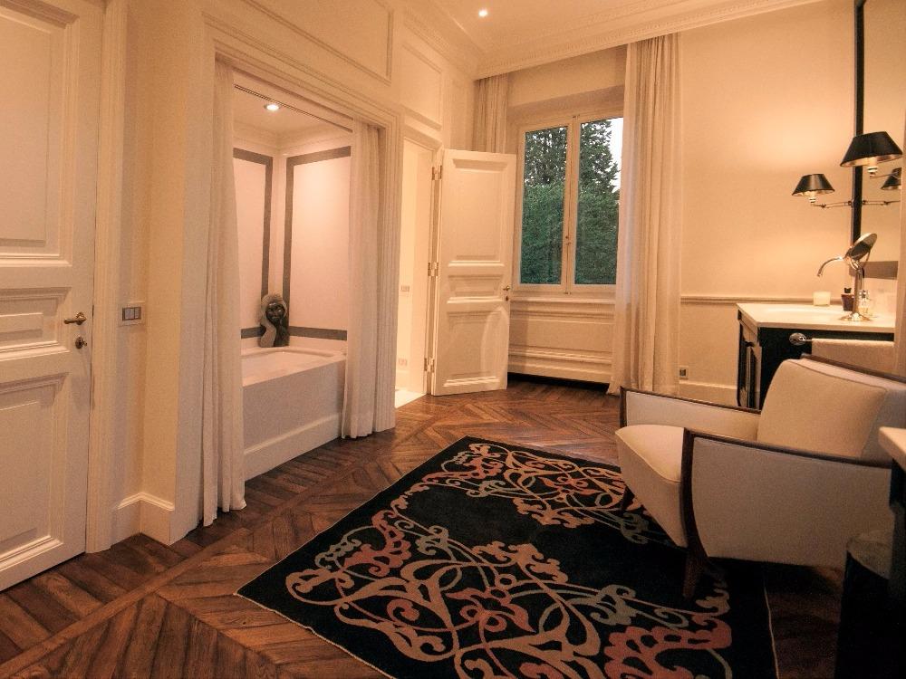 Master bathroom  Villa Belvedere - Master bathroom  Villa Belvedere