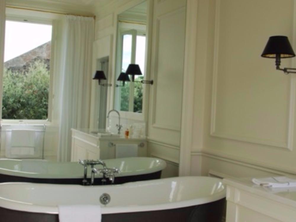 villa panoramica Belvedere - Bagno vasca