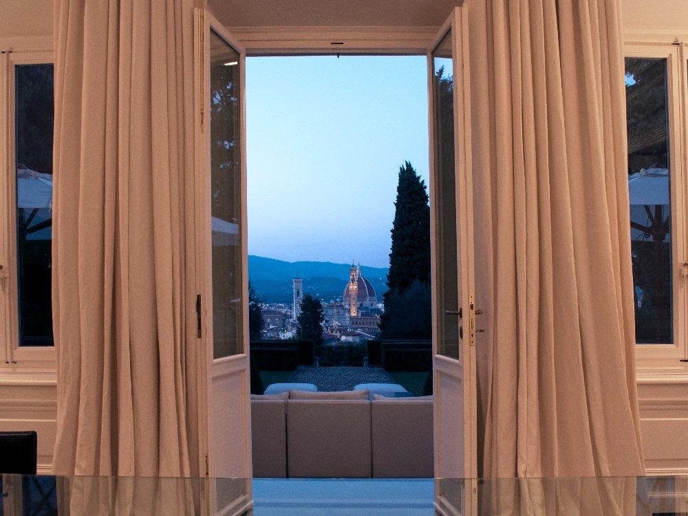 villa panoramica Belvedere - Panorama centro storico Firenze