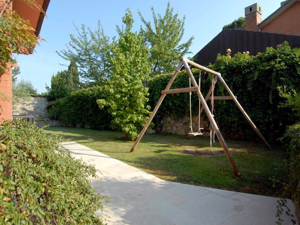 Porta Romana - Giardino