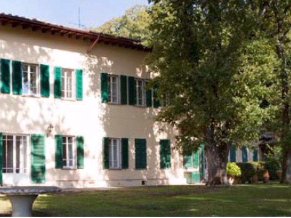 Fiesole terrazzo e giardino Porzione Villa - Facciata meridionale