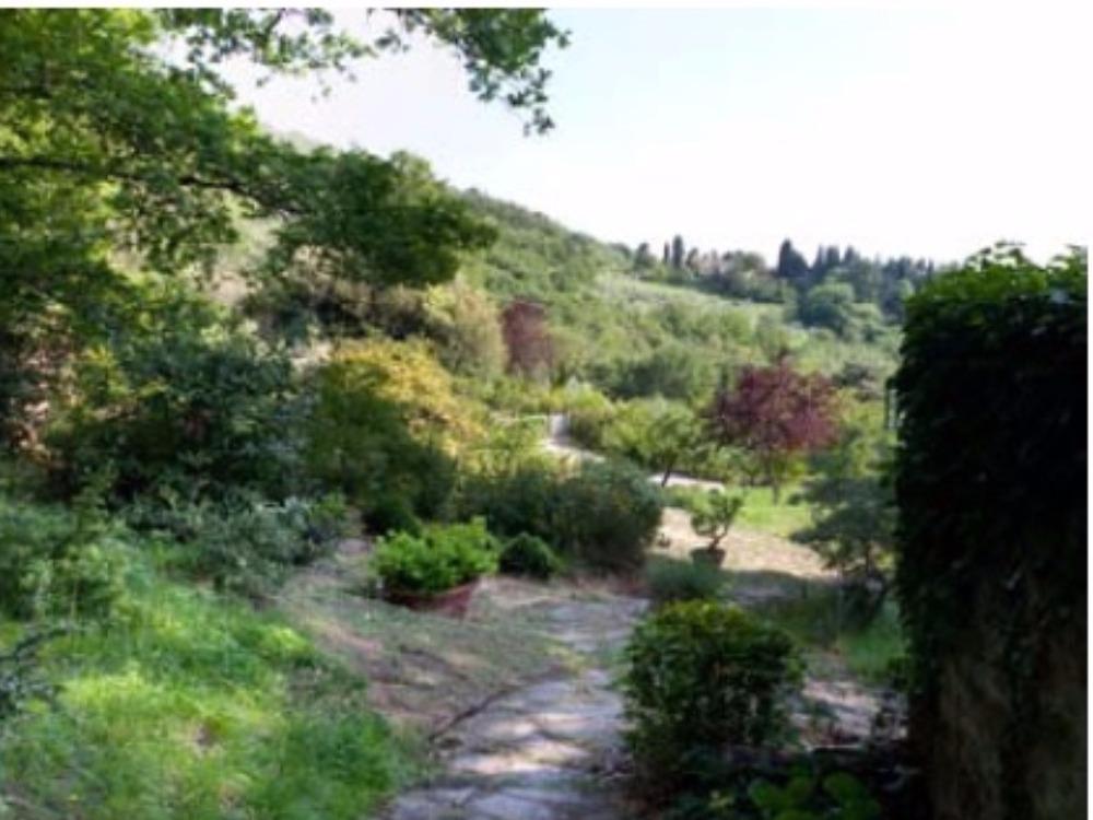 Fiesole terrazzo e giardino Porzione Villa - Giardino
