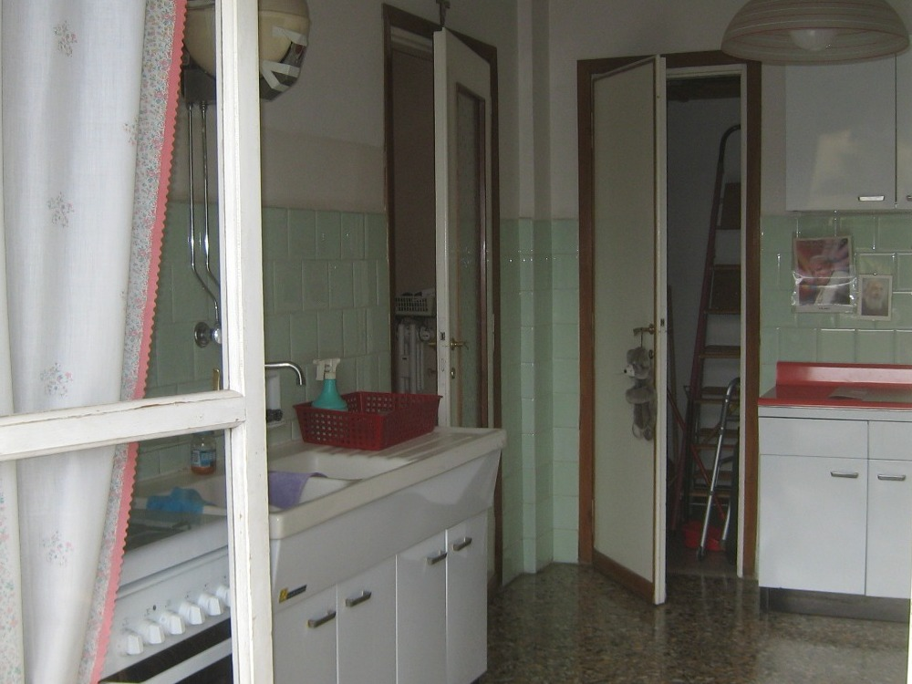 Vittorio Emanuele - cucina abitabile